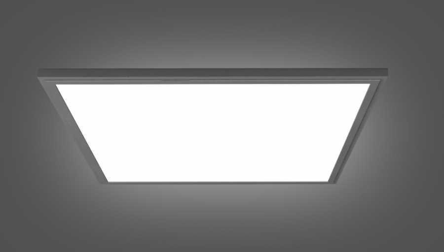 60X60 LED PANEL SIVA ÜSTÜ MONTAJ NASIL YAPILIR?